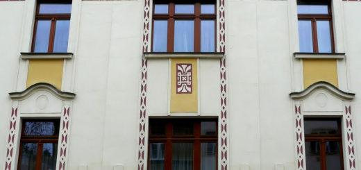 Na Petynce art nouveau