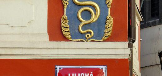 The Golden Snake, Prague