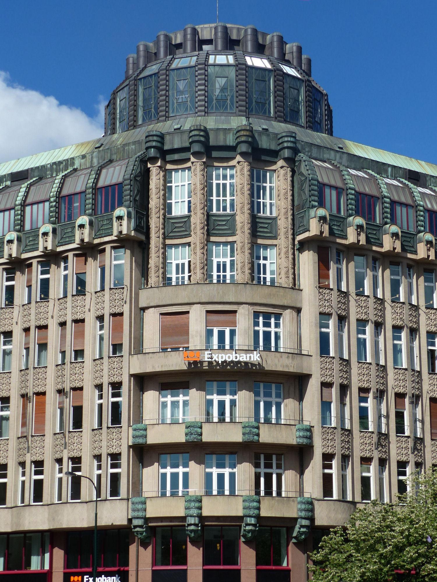 Šupich building, Prague