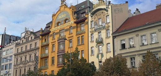 Václavské náměstí 826/25: Grand Hotel Evropa