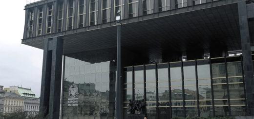 Vinohradská 52/1: Former Federal Assembly