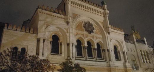 Dušní 141/12: The Spanish Synagogue