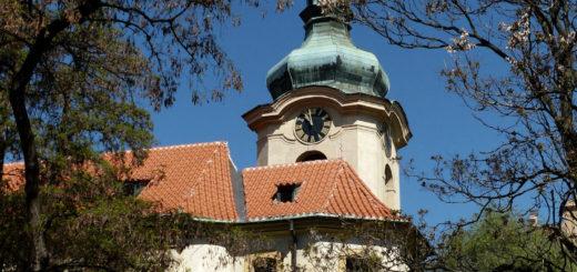 Vršovické náměstí 84/6: Church of Saint Nicholas