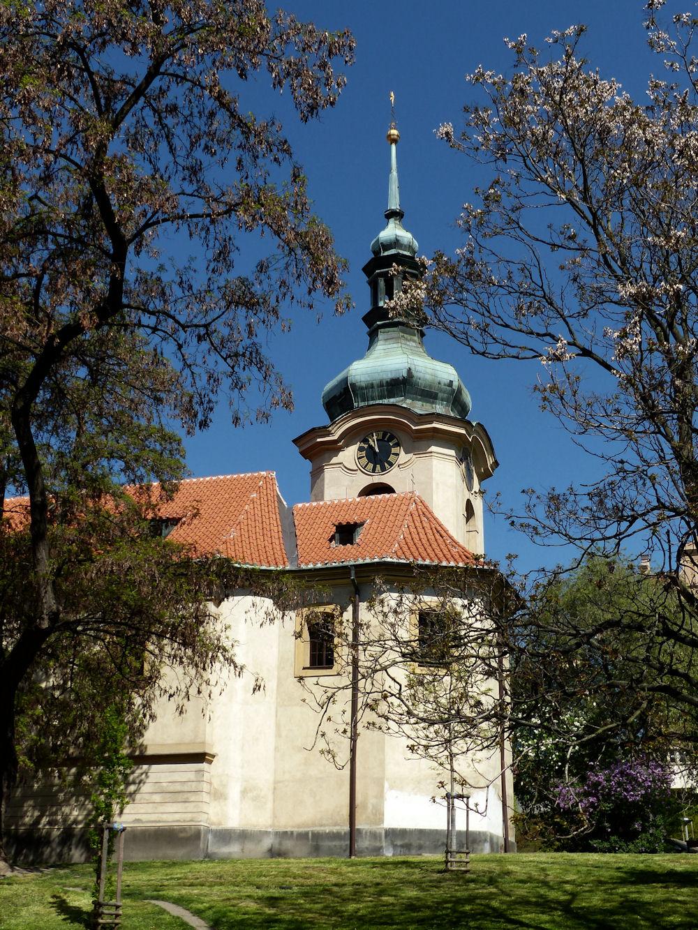 Saint Nicholas, Vrsovice