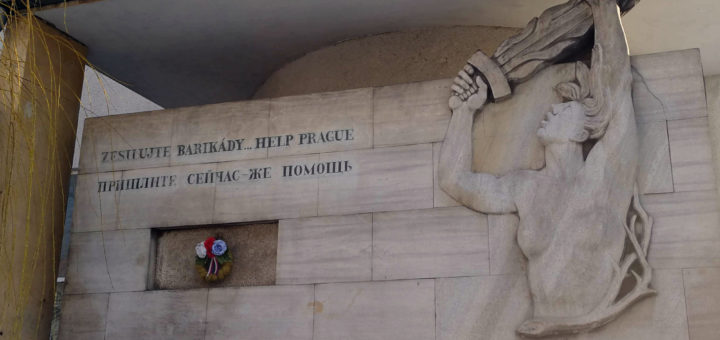 Dykova 51/1: Hussite Church of Vinohrady