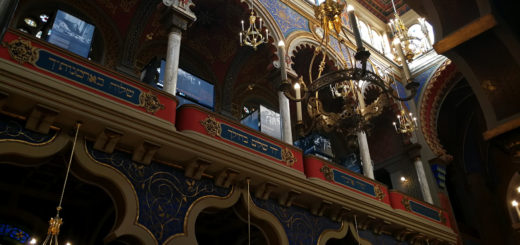 Jeruzalémská 1310/7: Jubilee Synagogue