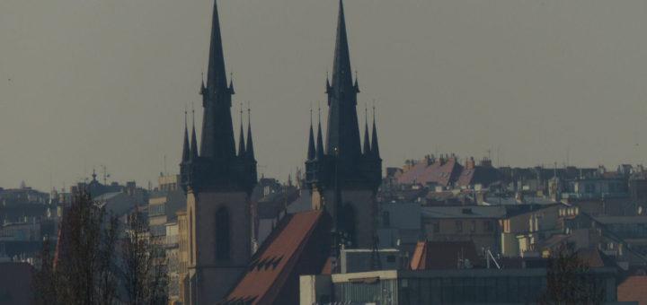 Strossmayerovo náměstí: Church of St Anthony