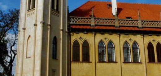 Královská obora 56: Governor's Summer Palace