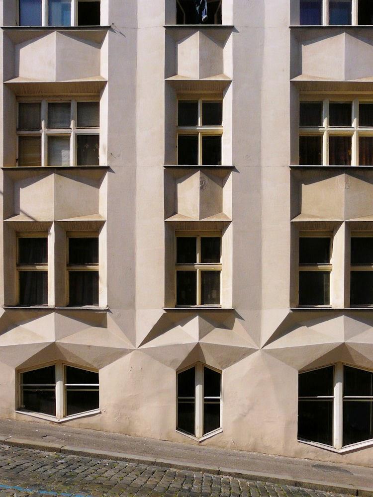 Josef Chochol apartment building