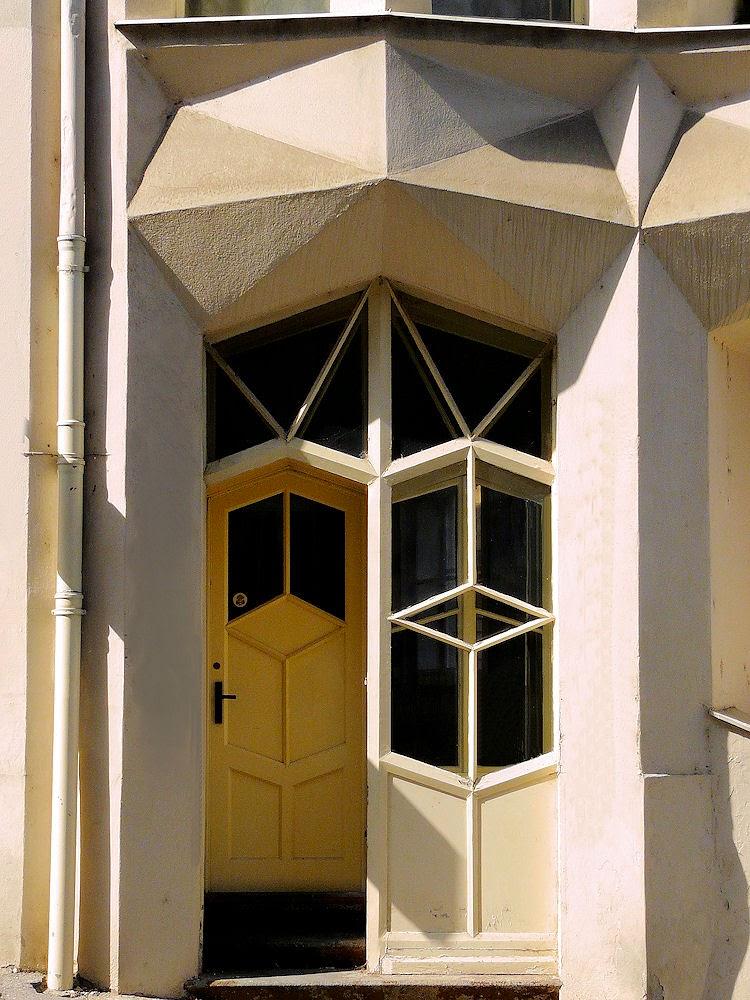 Josef Chochol apartment building, Prague