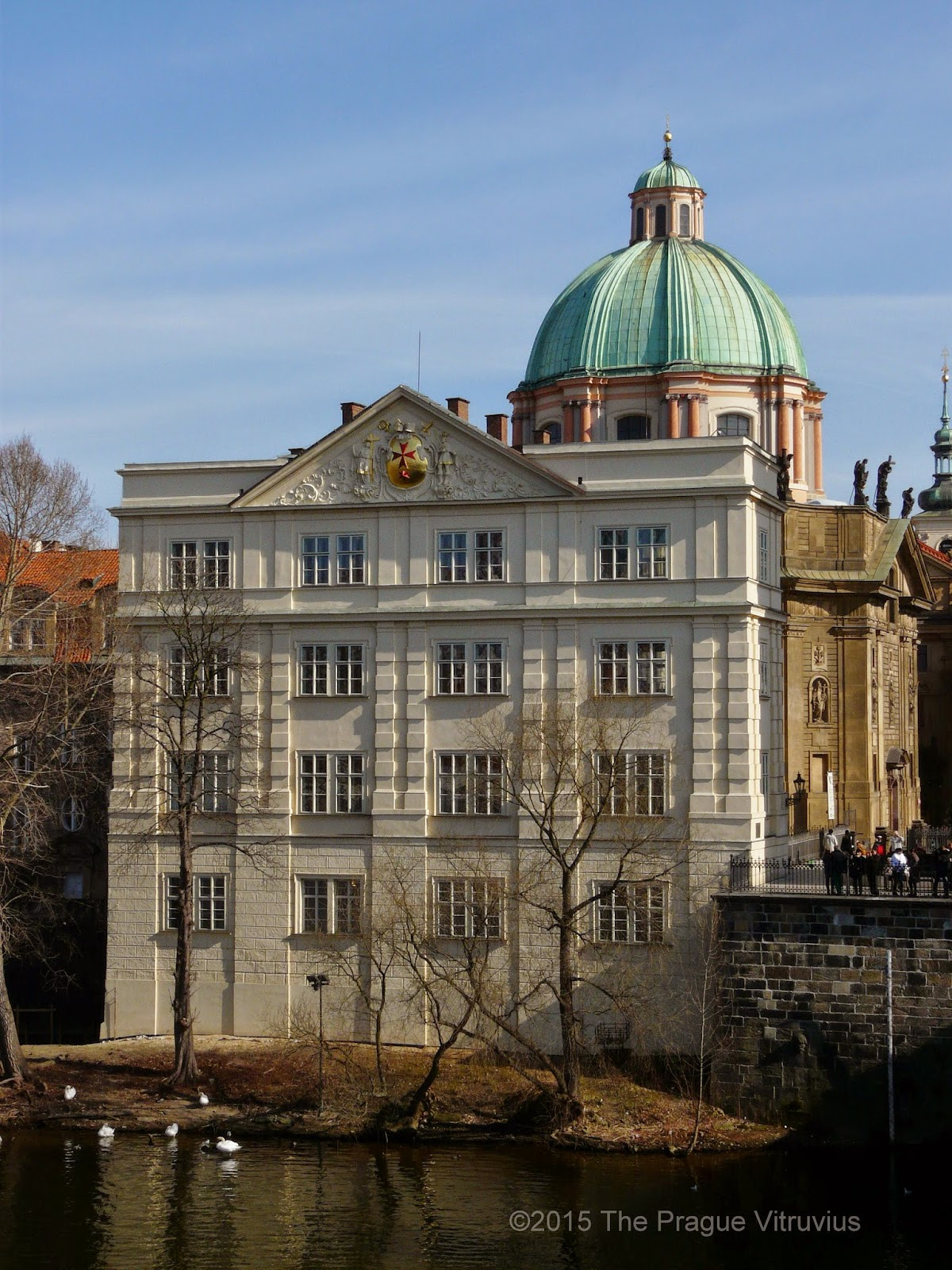 Křižovnické náměstí 191/3: Monastery and church of St Francis