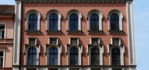 Hybernská 11 and Havlíčkova 1: Lannův dům