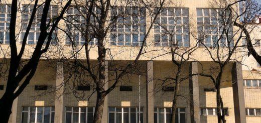 Polská 2400/1: Sokol building, Vinohrady