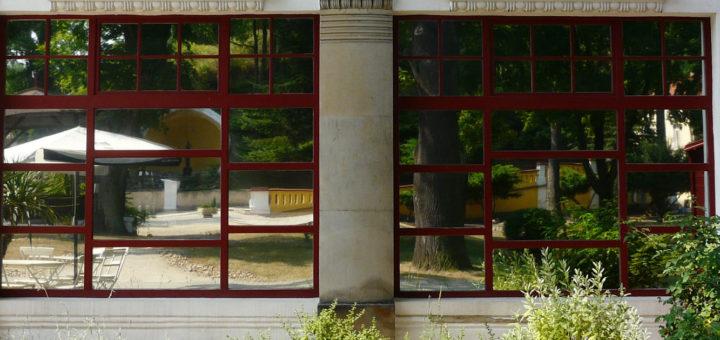 Mšené-Lázně, Pavilion Hall