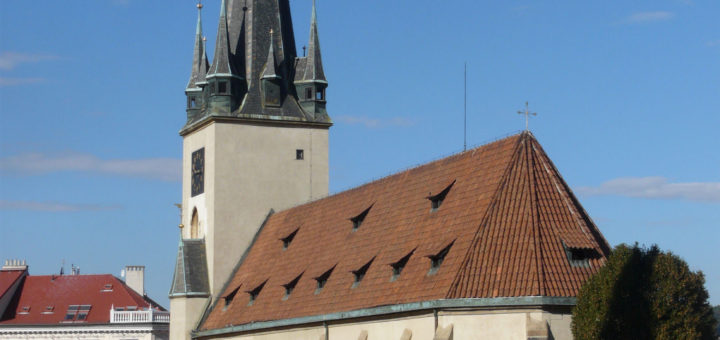 Church of Saint Stephen, Štěpánská