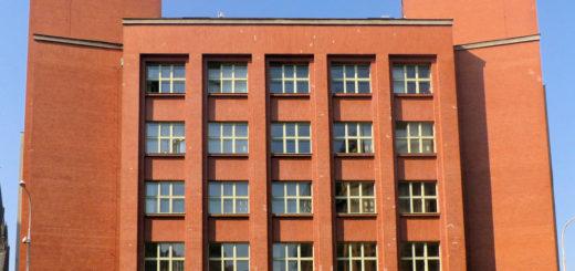 Slezská 100/7: House of Agricultural Education