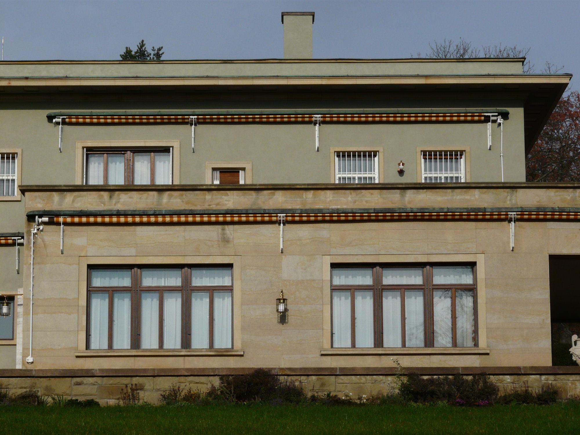 Villa Stiassni, Brno