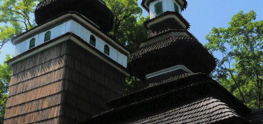 Carpathian Church of the Archangel Michael