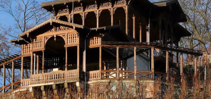 Gröbe Villa: Gazebo