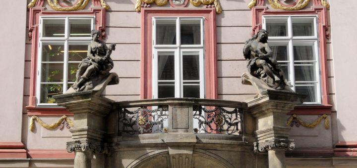 Hybernská 1036/3: Sweerts-Špork Palace