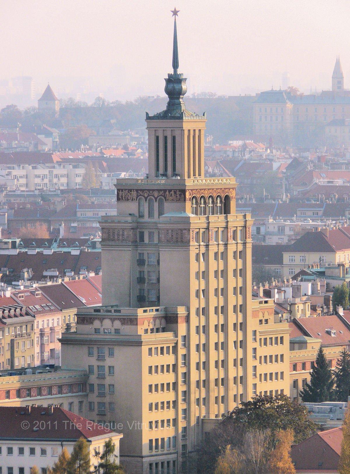 Hotel Crowne Plaza in Prague