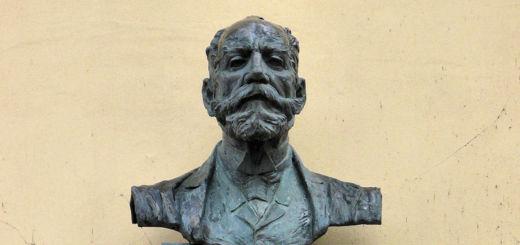 Malostranské náměstí 4/27: Memorial to Ernest Denis