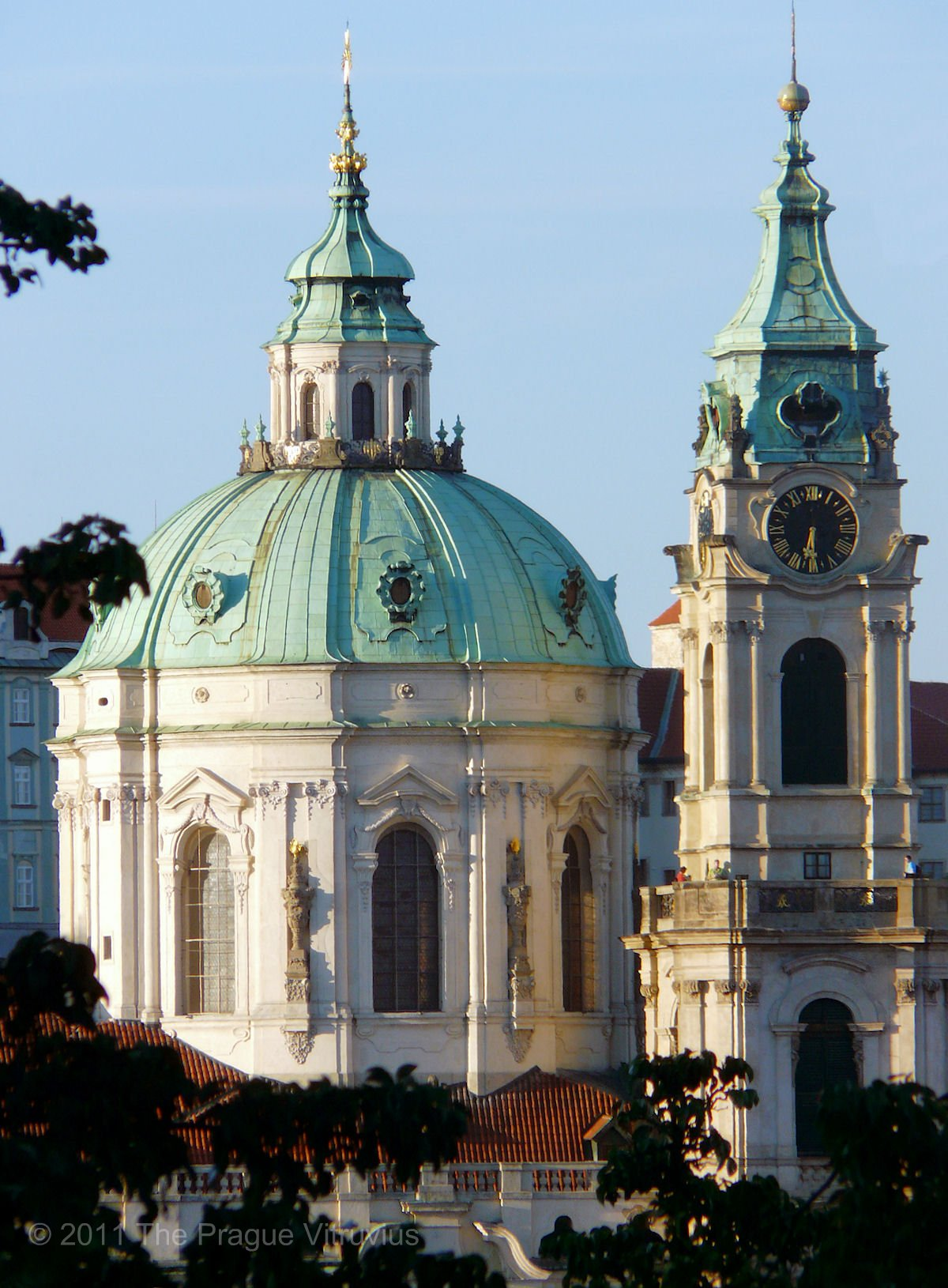 Saint Nicholas in Mala Strana, Prague