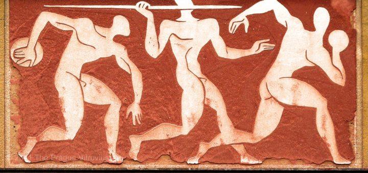Na Dionysce 1717/2