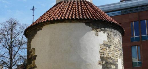 Na Rybníčku: Rotunda of Saint Longinus