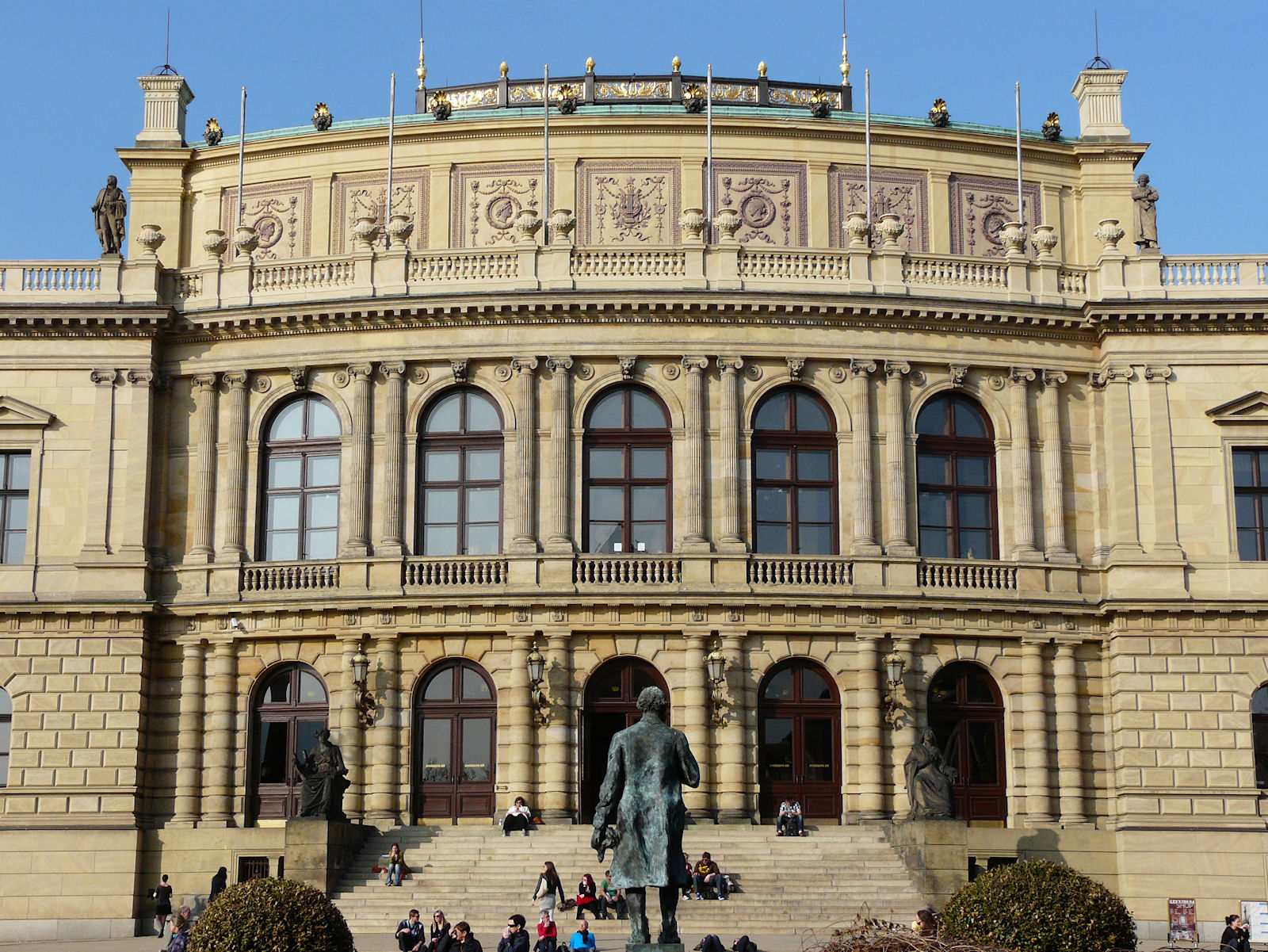 Rudolfinum, Prague