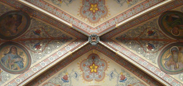 Náměstí Míru: Church of Saint Ludmila