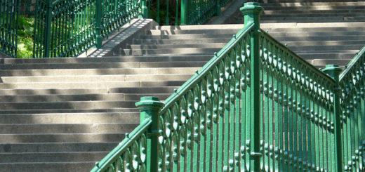 Nusle steps, Prague