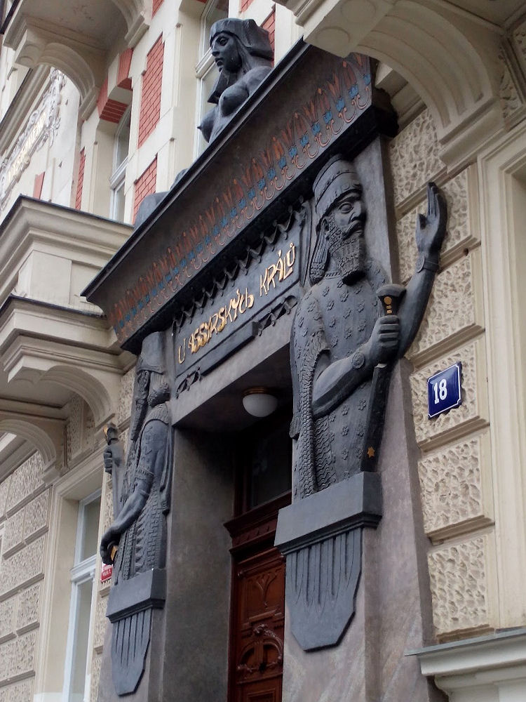 Assyrian Kings, Prague