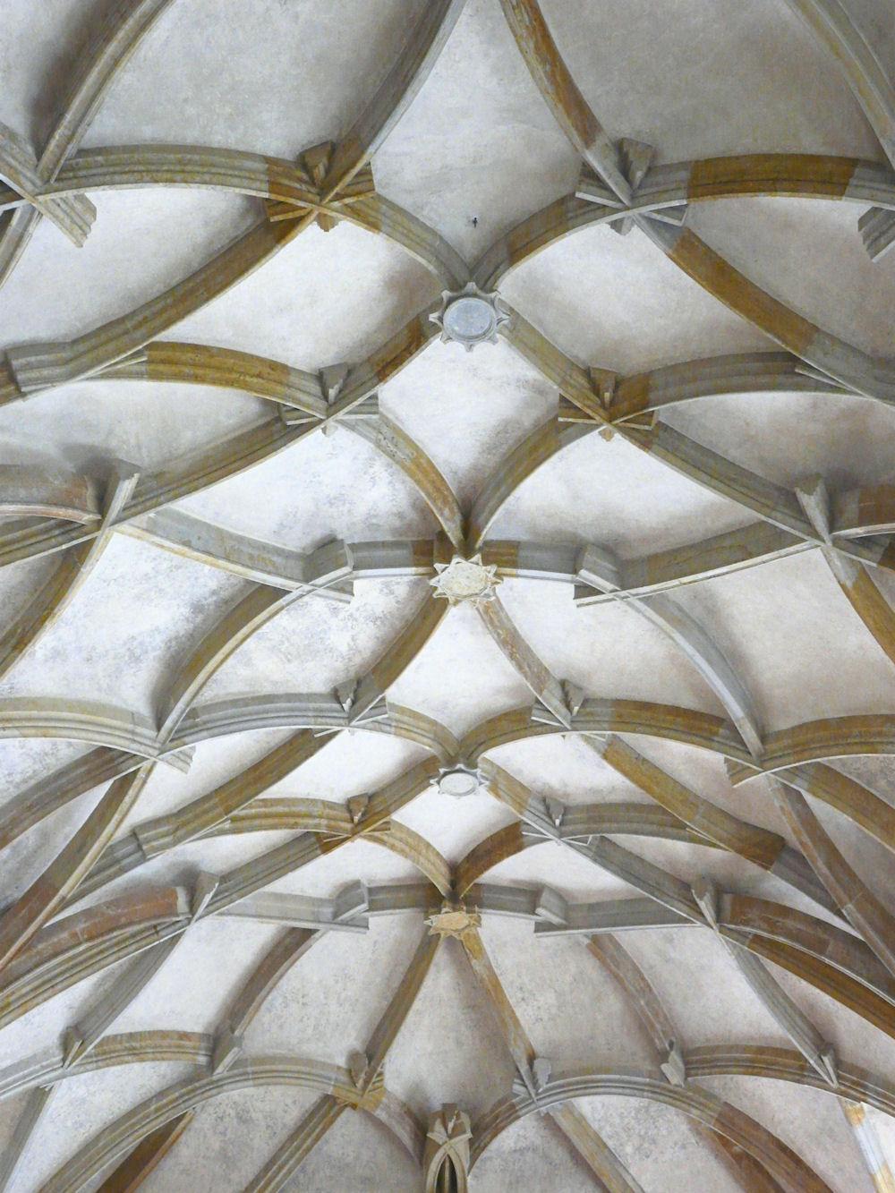 Vladislav Hall ceiling, Prague