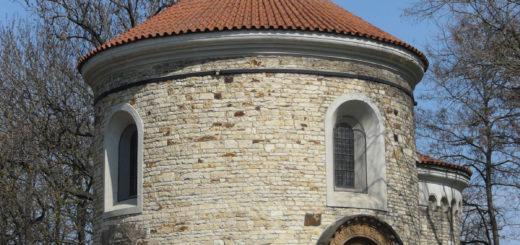Rotunda of Saint Martin, Vyšehrad