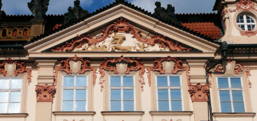 Staroměstské náměstí 606/12: Golz-Kinský Palace