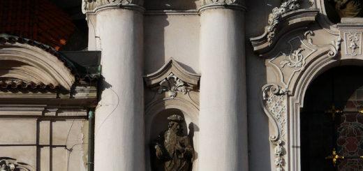 Staroměstské náměstí: Church of Saint Nicholas