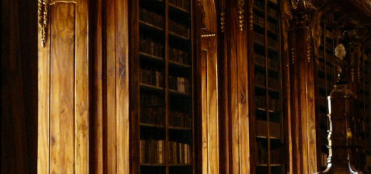 Strahovské nádvoří 132/1: Strahov Library
