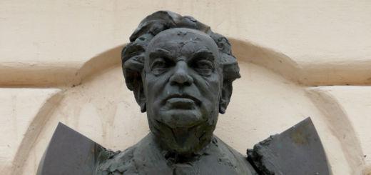 Vlkova 800/31: Memorial to Jaroslav Seifert