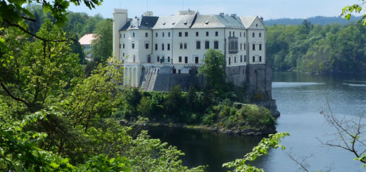 Castle of Orlík nad Vltavou