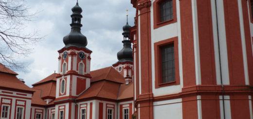 Mariánská Týnice, Church of the Annunciation