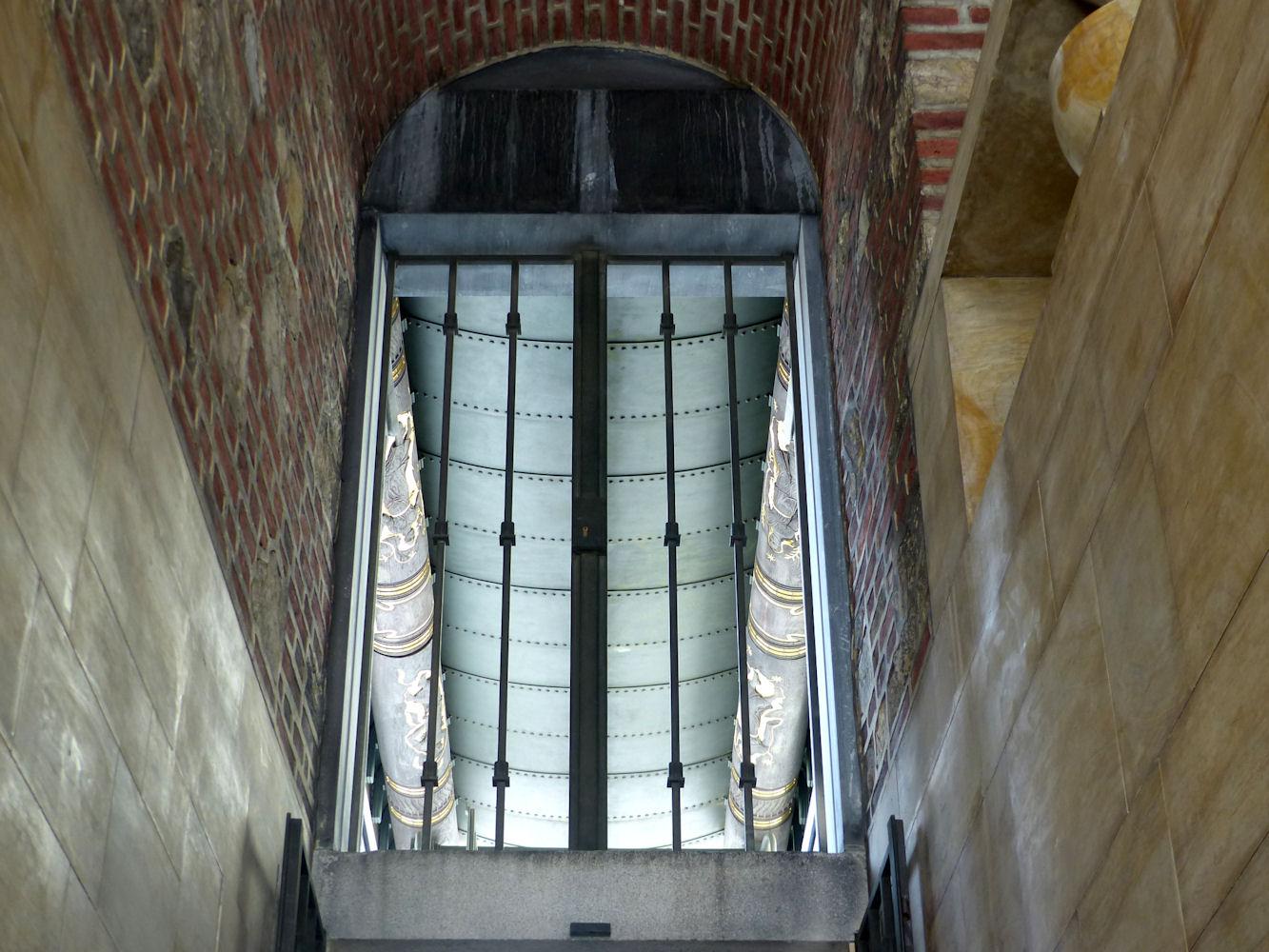 Bull staircase, Prague Castle