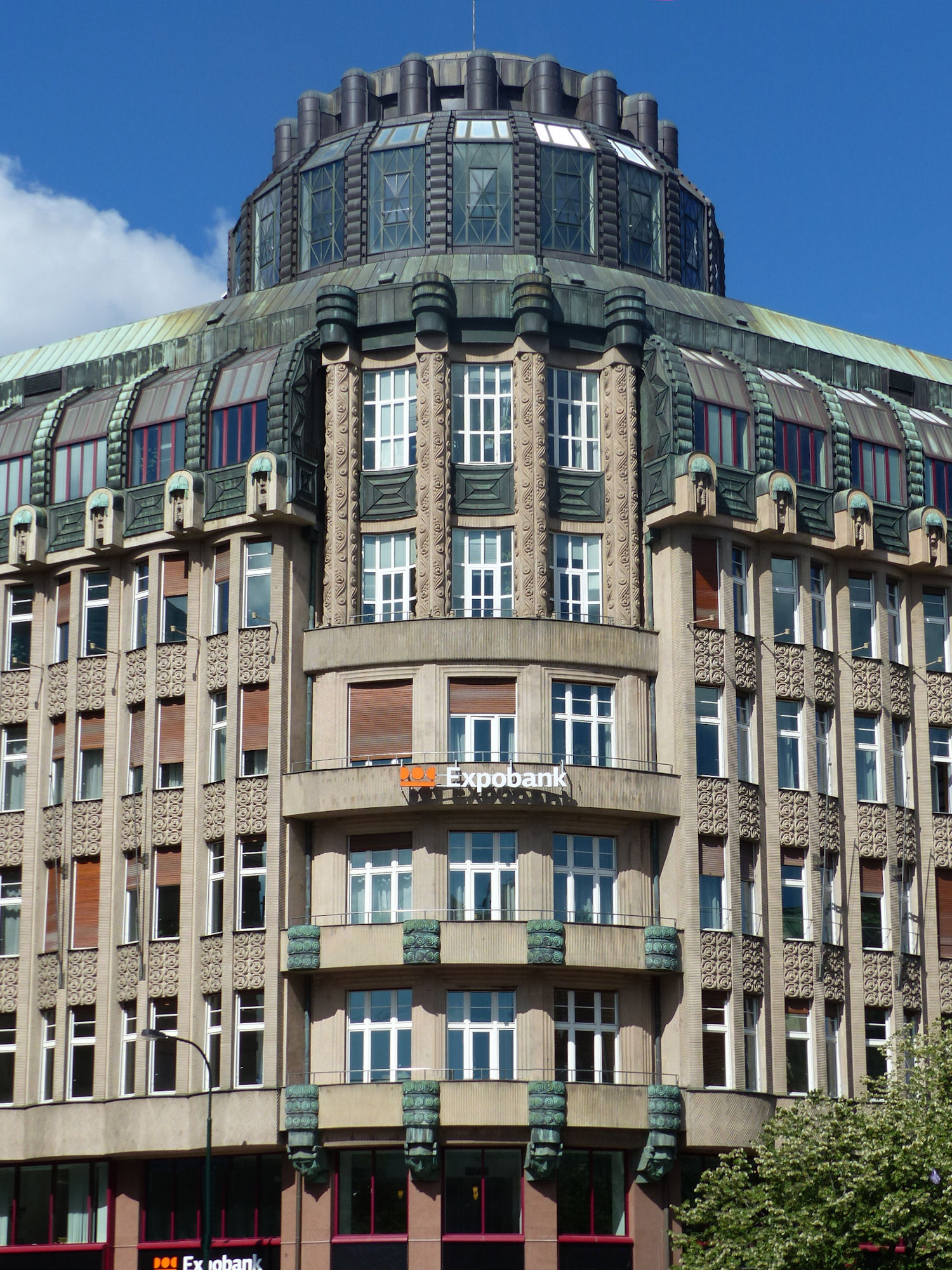 Šupich building, Prague