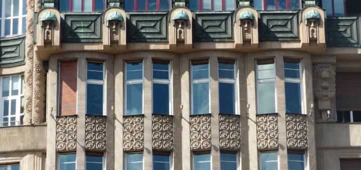 Václavské náměstí 795/40: Šupich building