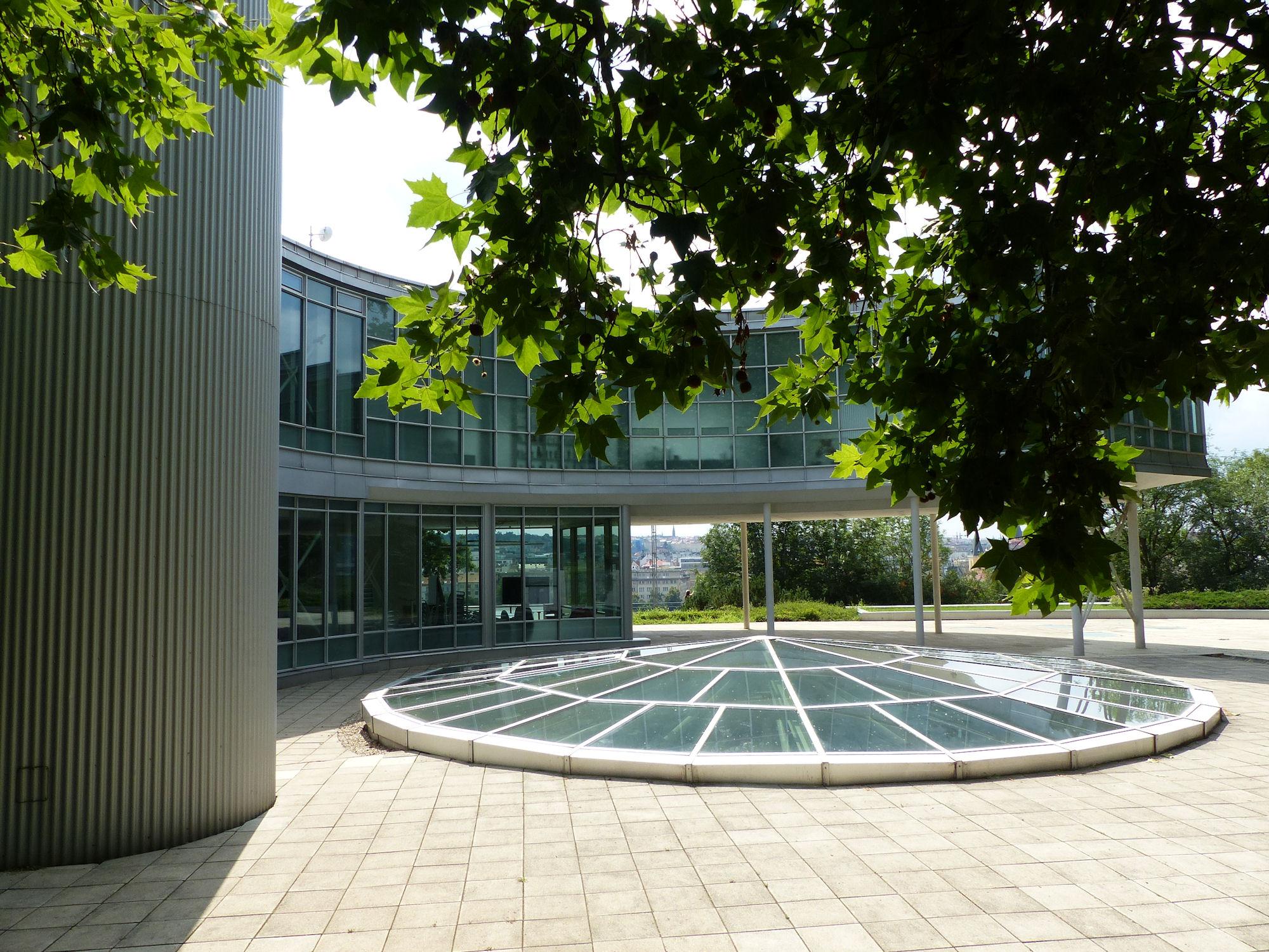 Expo 58 Pavilion, Prague