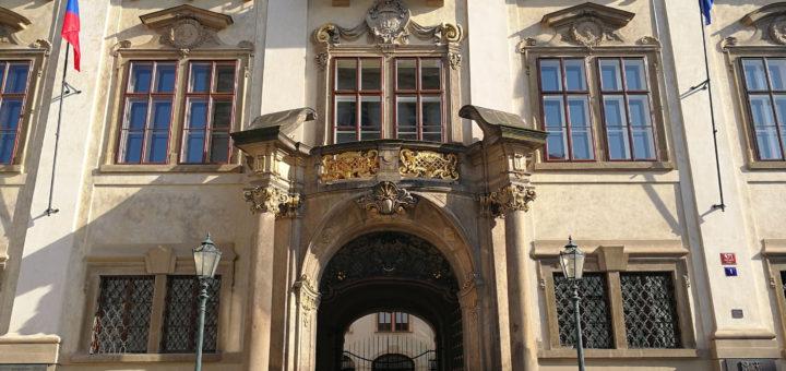 Maltézské náměstí 471/1: Nostic Palace