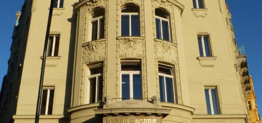 Masarykovo nábřeží 224/32: Goethe Institute